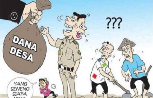 Tersangka Korupsi Dana Desa di Ende Ternyata Ayah dan Anak