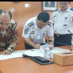 Kota Kupang dapat bantuan 5 bus dari Kementerian Perhubungan RI
