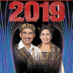 Walikota Kupang Resmikan Lampu hias dan lampu Wifi
