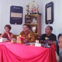 FTBM Kabupaten Ende Terbentuk, Ayo Gapai Generasi Literasi di Bumi Pancasila