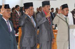 4 Anggota DPRD Lembata Antar Waktu Dilantik