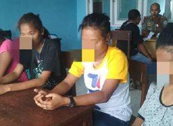 Empat PSK belia di Kota Ende diciduk SatPolPP
