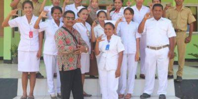 Puskesmas Watunggere Kabupaten Ende Lulus Status Akreditasi Madya