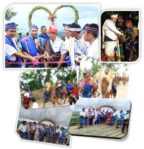 Gubernur wajibkan warga Sumba kenakan busana adat