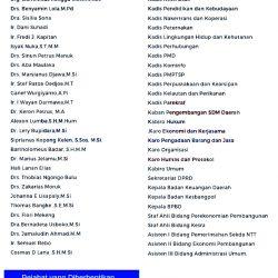 Beberapa Catatan dari Mutasi Pejabat Tinggi Pratama (PTP) Lingkup PEMROV NTT