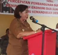 Bupati Sebut Pembangunan Embung Murni Program Pemerintah Bukan Usulan Caleg