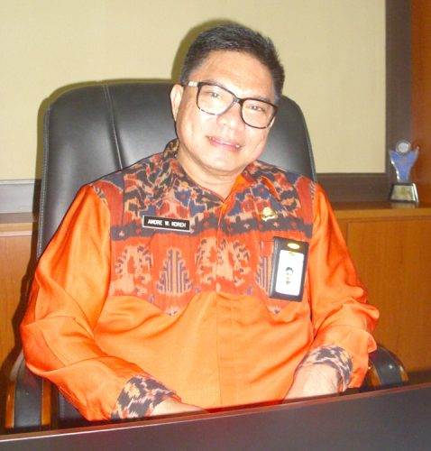 Andre Koreh Doktor Administrasi