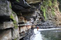 Pesona Batu Bersusun Lelogama Amfoang Selatan Kabupaten Kupang