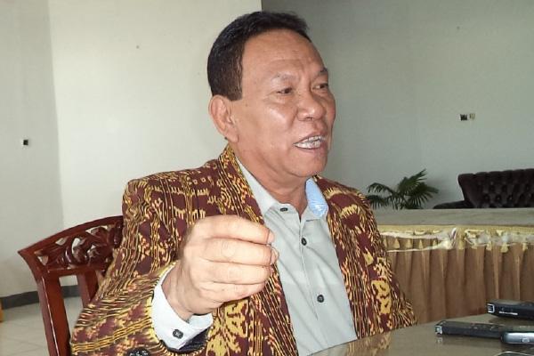 Bupati Serahkan DPA OPD Kabupaten Kupang