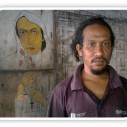 Kisah Om No, Si Tukang Ojek Pengantar Mayat ke Pelosok Terpencil Ende