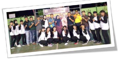 Turnamen Futsal Dandim Cup Ditutup, Nona-Nona Cabang Juara Satu