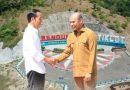 Pesan Jokowi Kepada Gubernur NTT : Kunci kemakmuran NTT adalah air