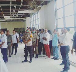 Dirut RS Naibonat Dimarahi Wakil Bupati Kupang