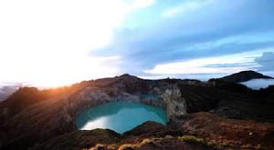 Menakjubkan, Inilah Keunikan dan Sisi Mistis Danau Tiga Warna Flores, NTT