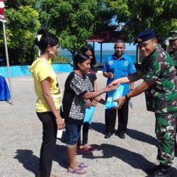 BNNK Rote Ndao, Beri Pemahaman Narkoba Bagi masyarakat di Mako Lanal Pulau Rote