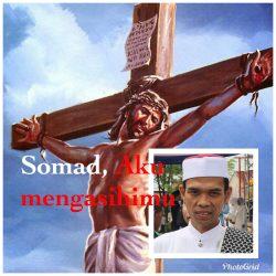 Aku Mencintaimu Abdul Somad Dan Jemaatmu: Itulah Salib