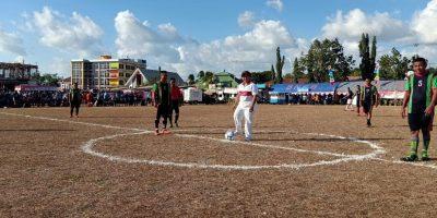 Bupati Paulina Buka Rangkaian Kegiatan Memperingati HUT ke-74 RI