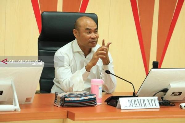 Gubernur VBL Pastikan 2023, Seluruh Ruas Jalan Provinsi Selesai Dikerjakan