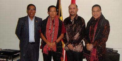 BNN NTT dan Timor Leste kerjasama Tanggulangi NNarkoba di Perbatasan