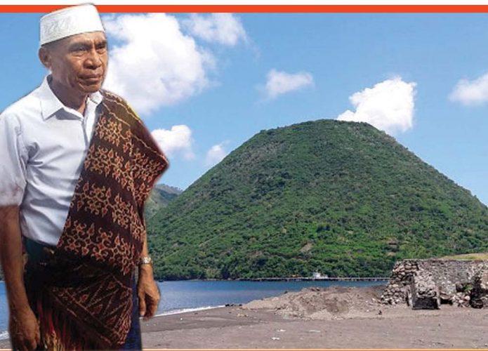 """Di Puncak Gunung Meja, """"Ende Kota Pancasila"""""""