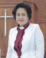 Pdt. Dr. Mery Kolimon dipercayakan pimpin GMIT lagi