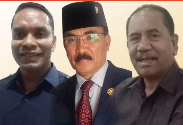 Pimpinan DPRD Kota Kupang Resmi Dilantik