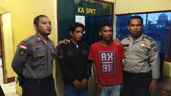 Pelaku Pemukulan Ayah Kandung di Manggarai Timur Diringkus Aparat Kepolisian