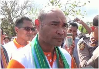 Mendagri Perintahkan Gubernur Laiskodat Batalkan SK Penjabat Sekda SBD