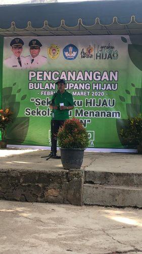 Wali Kota canangkan Gerakan Kupang Hijau
