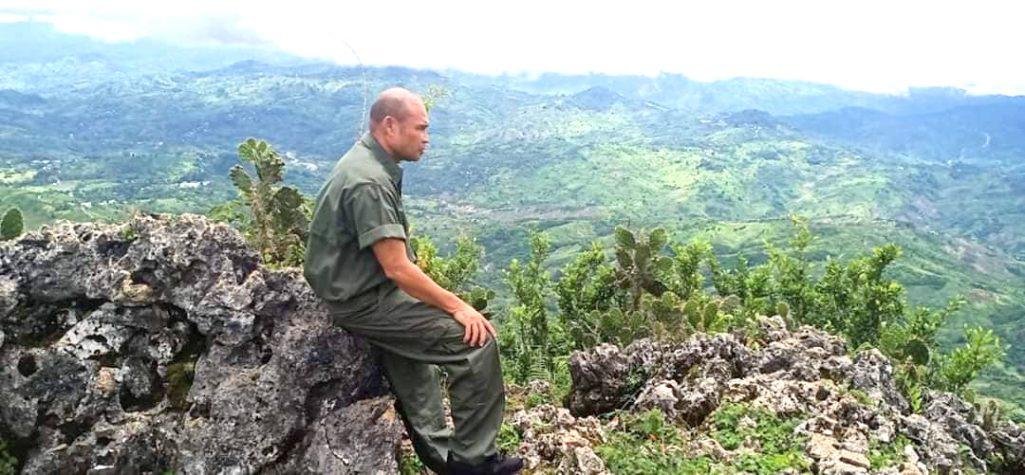 Marius Jelamu: Gubernur Berkunjung Karya Daratan Timor