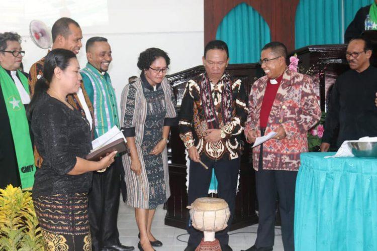 Sidang Majelis Sinode GMIT XLV 2020 di selenggarakan di Kabupaten Kupang