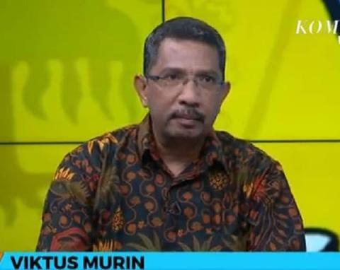 Viktus Murin Desak Presiden Jokowi Tegur Menteri Agama