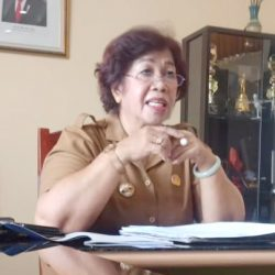 Bupati Paulina Sebut Desa Yang Tidak Ada Sengketa, Segera Diproses Kades Definitif