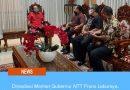 Atasi Kondisi Warga Ketua Flobamora Bali Bertamu ke Gubernur