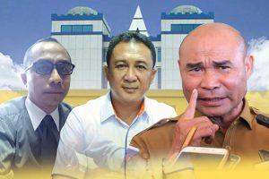 Hary Alexander Riwu Kaho Plt. Dirut Bank NTT