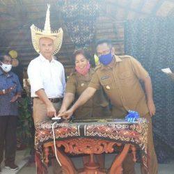 Gubernur Apresiasi Pemkab Rote Dalam Mengawal Pembangunan Mulut Seribu