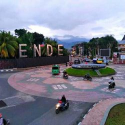 Taman Air Mancur Simpang Lima, Ikon Baru Kota Ende