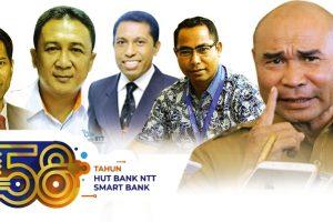 Gubernur NTT: Alex Riwu Kaho, Bisa Pimpin Bank NTT