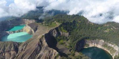 Taman Nasional Kelimutu Kembali Dibuka, Pengunjung Dibatasi per Hari