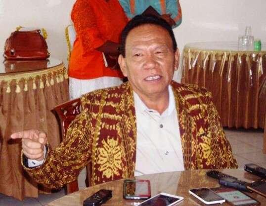 """Soal Pengalihan Semau ke Kota Kupang, Korinus: """"Ini Program Siapa"""""""