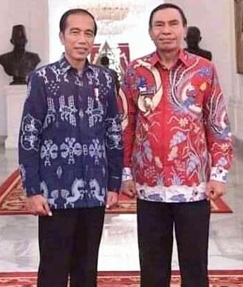Untuk Bandara, Bupati Ende Lobi Jokowi