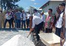Gubernur Viktor Laiskodat Berkunjung ke Rumah Produksi Garam Milik Pintu Air