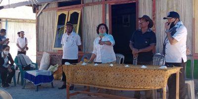 Bupati dan Wabup Kunjungi Pulau Nusamanuk