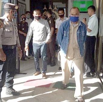 Kadis PU Kabupaten Ngada Ditahan Kejari Bajawa NTT