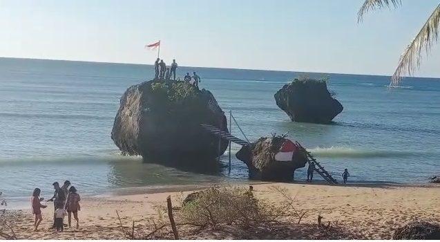Pantai Telindalae jadi wisata baru Rote Ndao