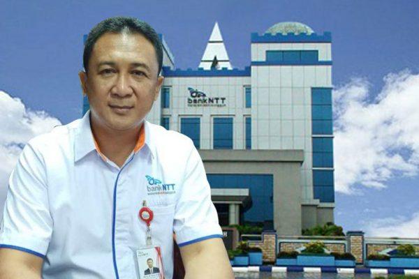 Alex Riwu Kaho Dirut Bank NTT
