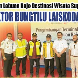 Presiden Tetapkan Labuan Bajo Destinasi Wisata Super Premium di Dunia