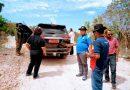 Bupati dan Wabup Pantau Pembangunan Infrastruktur Di Rote Selatan