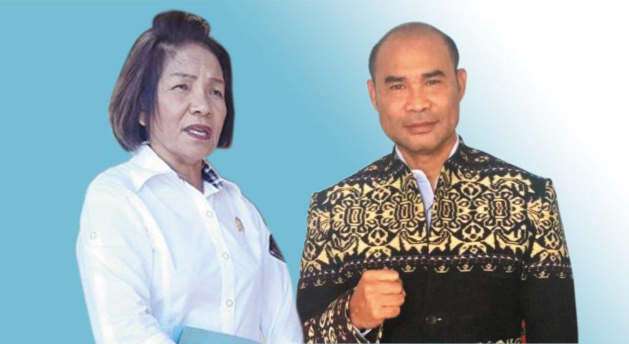 Maria Nuban Saku: Vicktor Laiskodat Orang Baik