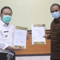 Pemkab Kupang Gandeng Yayasan Alfa Omega Bangun SDM Kabupaten Kupang